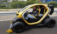 Концепт-кар Twizy Renault Sport F1