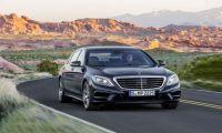 Mercedes-Benz увеличивает выпуск седана S-Class