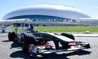 В Сочи состоялась церемония открытия Гран-при России «Формулы-1»