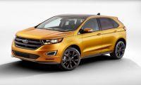 Ford представил новое поколение вседорожника Edge