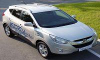 Hyundai будет продавать Tucson на топливных элементах