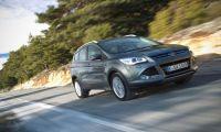 В России начали выпускать кроссовер Ford Kuga